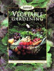 Cover of: Vegetable gardening