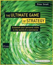 Cover of: The Ultimate Game of Strategy