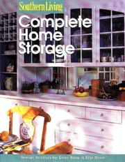 Cover of: Complete Home Storage