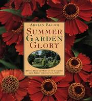 Cover of: Summer Garden Glory | Adrian Bloom