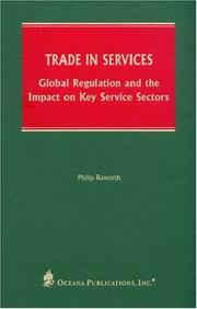 Cover of: Trade in Services