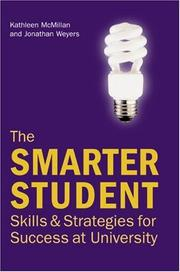 Cover of: The smarter student by