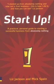 Cover of: Start Up! | Liz Jackson