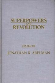 Cover of: Superpowers and revolution |