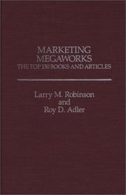 Cover of: Marketing megaworks