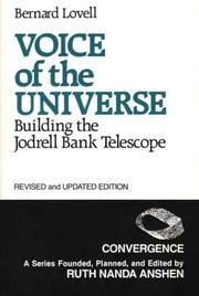Cover of: Voice of the universe