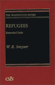 Cover of: Refugees | W. R. Smyser