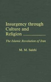 Cover of: Insurgency through culture and religion