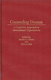 Cover of: Contending Dramas |