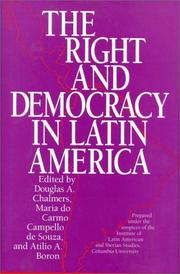 The Right and democracy in Latin America by