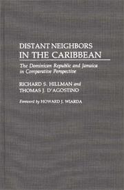 Cover of: Distant neighbors in the Caribbean | Richard S. Hillman