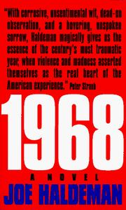 Cover of: 1968: a novel