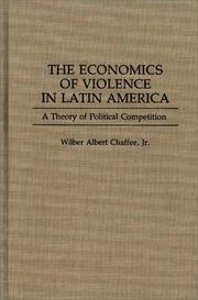 The economics of violence in Latin America