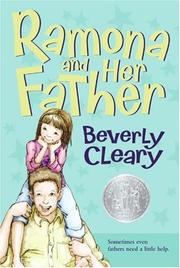 Cover of: Ramona and Her Father (Avon Camelot Books) | Beverly Cleary