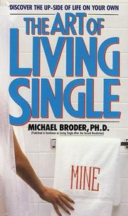 Cover of: The Art of Living Single