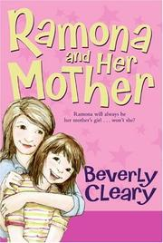 Cover of: Ramona and Her Mother (Ramona Quimby)