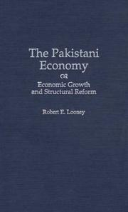 Cover of: The Pakistani economy