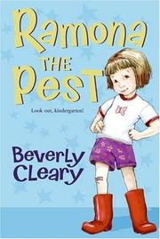 Cover of: Ramona the Pest (Ramona Quimby)