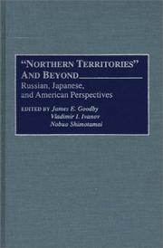 Cover of: Northern territories and beyond |