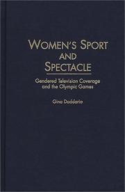 Cover of: Women's sport and spectacle