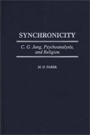Cover of: Synchronicity | M. D. Faber