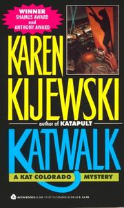 Cover of: Katwalk (Kat Colorado Mysteries)