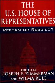 The U.S. House of Represenstatives by