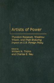 Cover of: Artists of power |