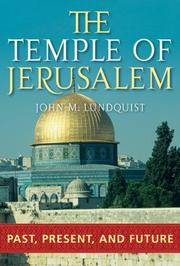 Cover of: The Temple of Jerusalem | John M. Lundquist