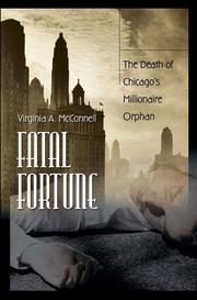 Cover of: Fatal Fortune | Virginia A. McConnell
