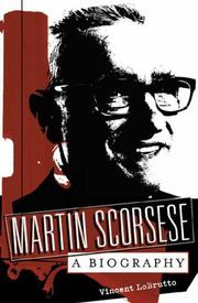 Cover of: Martin Scorsese: a biography