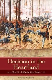 Cover of: Decision in the Heartland: The Civil War in the West (Reflections on the Civil War Era)