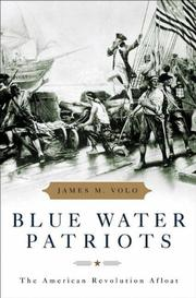 Cover of: Blue Water Patriots
