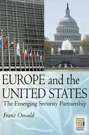 Cover of: Europe and the United States