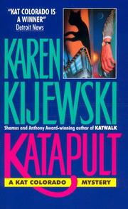 Cover of: Katapult (Kat Colorado Mysteries)