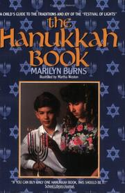 Cover of: The Hanukkah Book | Marilyn Burns