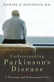 Cover of: Understanding Parkinson's Disease