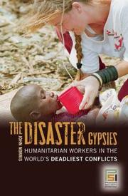 Cover of: The disaster gypsies