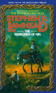 Cover of: The Warlords of Nin