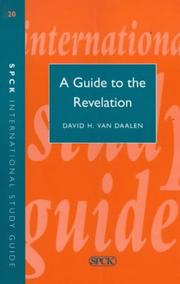 Cover of: Guide to Revelation (Theological Education Fund Guides)