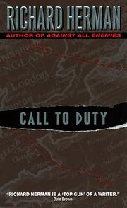 Cover of: Call to Duty