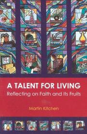 Cover of: Talent for Life | Martin Kitchen