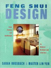Cover of: Feng Shui design