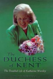 Cover of: The Duchess of Kent