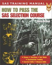 Cover of: How to Pass the Sas Selection Course (SAS Training Manual)