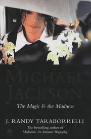 Cover of: MICHAEL JACKSON