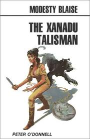 Cover of: The Xanadu Talisman | Peter O