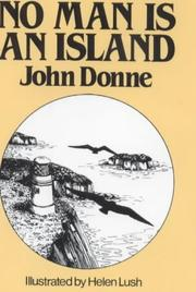 Cover of: No Man Is an Island/John Donne (Inspirational S.)