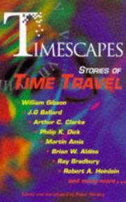 Cover of: Timescapes: Stories of Time Travel F&c Sheets