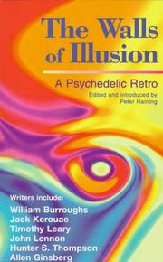 Cover of: The Walls of Illusion: A Psychedelic Retro